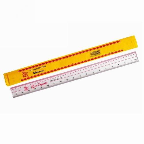 Thước kẻ nhựa 50 cm