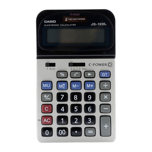 Máy tính Casio JS 120L 12 số