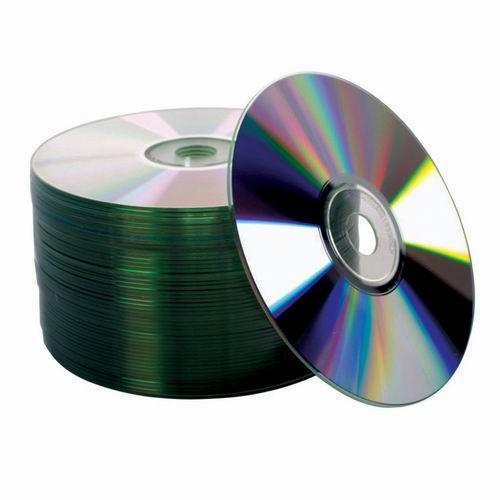 Đĩa CD-ROM trắng - không vỏ