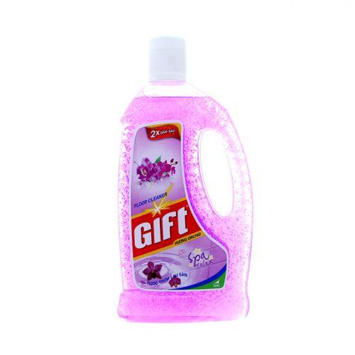 Nước lau sàn Gift 2x đậm đặc hương Orchid 1000ml