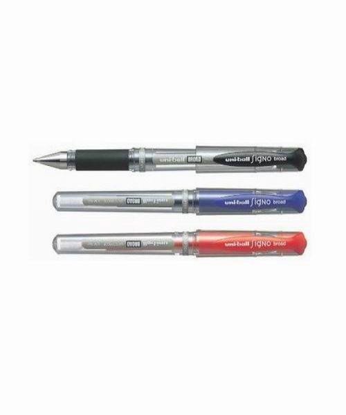 Bút bi nước Uni ball Signo UM153 Đỏ