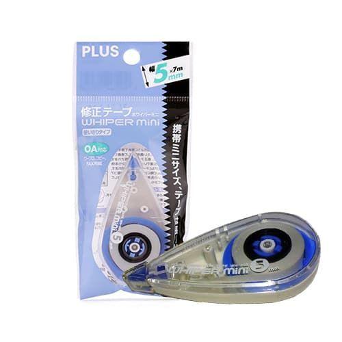 Băng xoá Plus nhỏ (WH-505) / 5mm x 6m