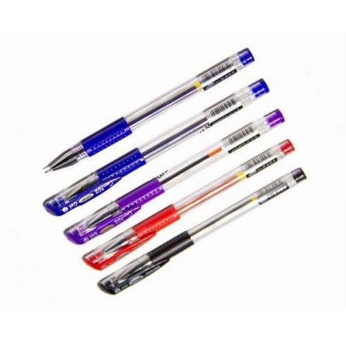 Bút bi nước Mini-gel Đỏ