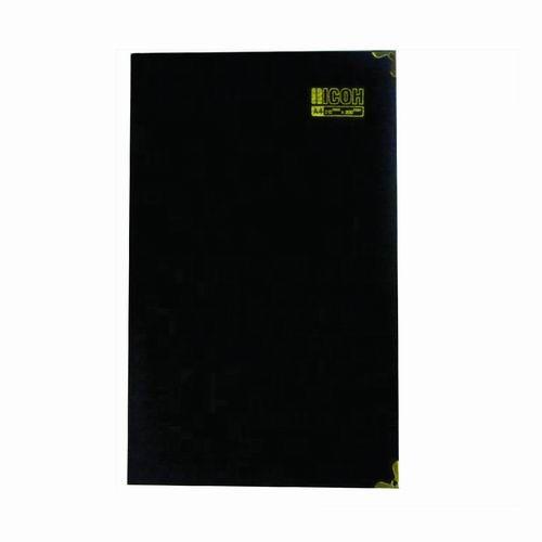 Sổ bìa da A4 Ricoh 20x30cm, dày 236 Trang