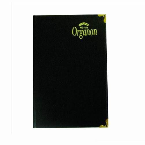 Sổ bìa da CK8 dày - 16.4x22.7cm 180 trang