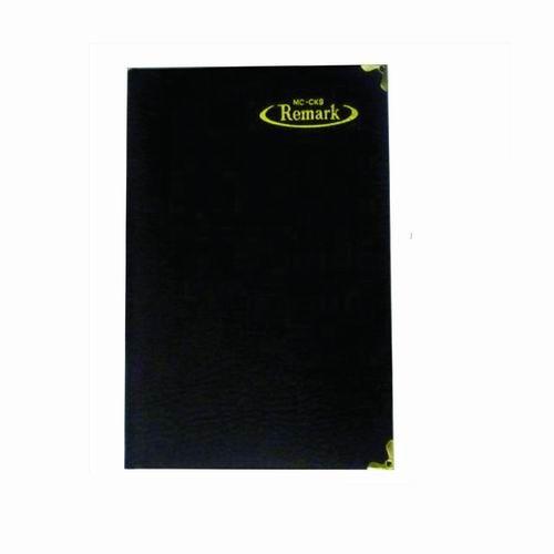 Sổ bìa da CK9 mỏng - 17.3x25.5cm 108 trang